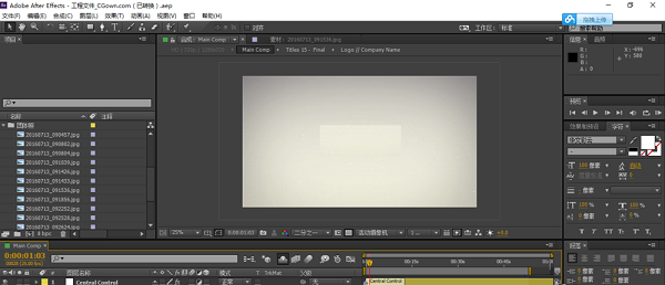 After Effects CS6完整版